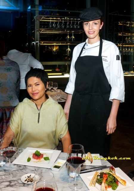 Chef and P Koong