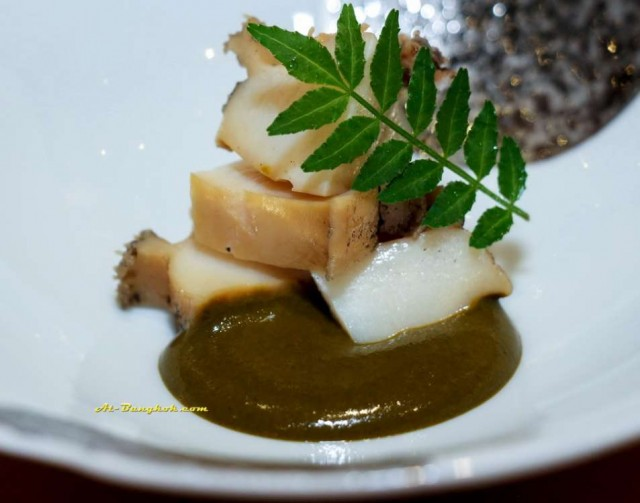 abalone liver sauce