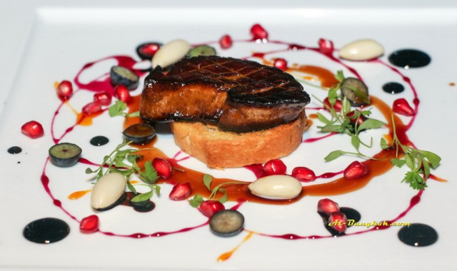 beautiful foie gras