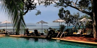 Romantic hideaway villa breaks by Centara