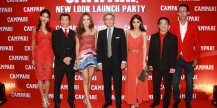Campari New Look Launch Party at W Hotel