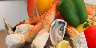 Seafood On Ice Lunch Buffet at Cafe Claire, Oriental Residence