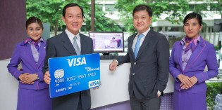 Thai Airways and Visa collaborate to Offer Special Airfare and Privileges for Travelers