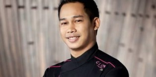 Phongsak Mikhunthong Executive Sous Chef GLOW Pratunam