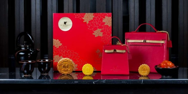 Mooncakes Perfection at JW Marriott Hotel Bangkok