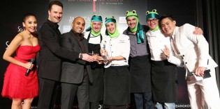 RAISED FUND FOR CHARITY IN SO AMAZING CHEFS 2014 CULINARY SHOWDOWN