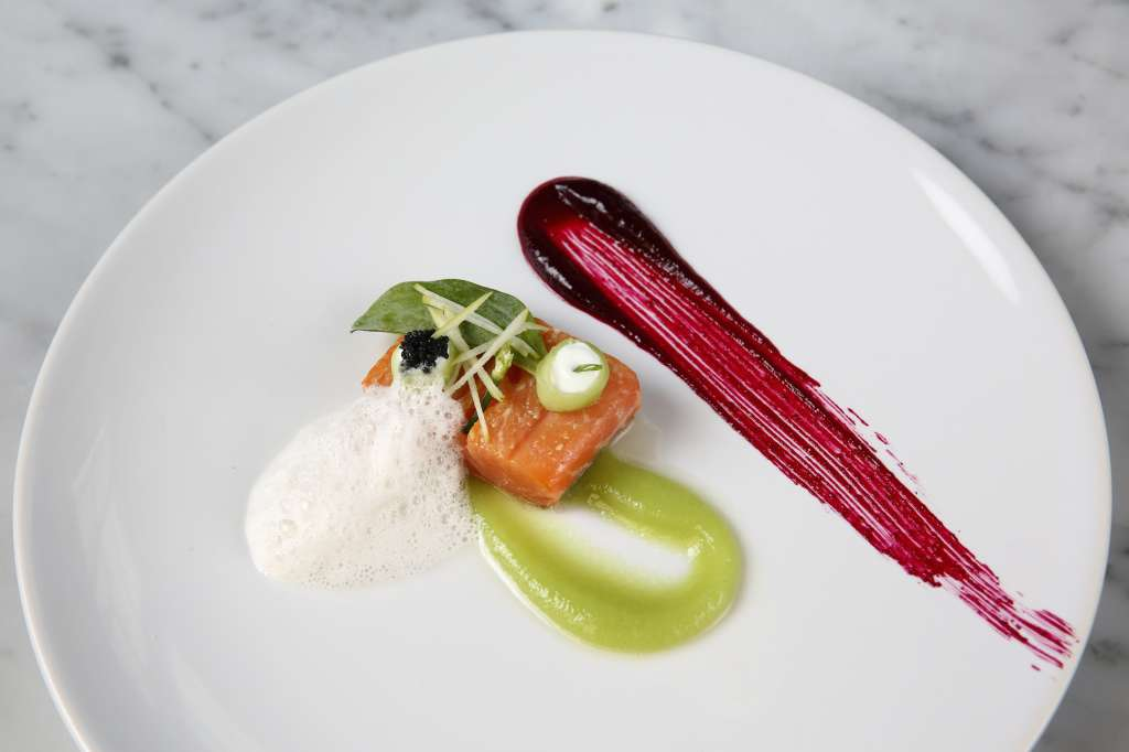 Cured-Salmon