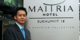 New Hotel Manager, Maitria Hotel Sukhumvit 18 A Chatrium Collection