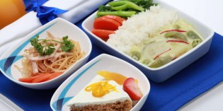Bangkok Airways new in-flight savory delights Created by Chef Mc Dang