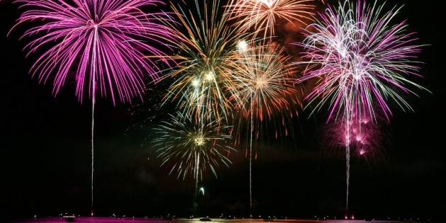 Perfect Pattaya Firework Festival at Pattaya Marriott Resort & Spa