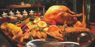 THANKSGIVING DAY at Royal Orchid Sheraton Hotel & Towers
