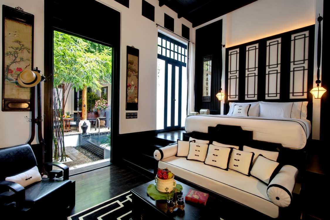 Pool Villa - Chinese theme (Bedroom)