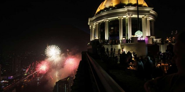 World's Highest Ball Drop and New Year's Eve Package