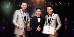 "Oasis Spa voted ""Asia's Top Wellness Spa"" by Travel Asia Magazine"