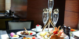 MOËT & CHANDON SUNDAY BRUNCH WITH A TWIST AT VOILÀ!, SOFITEL BANGKOK SUKHUMVIT""