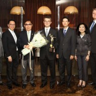 <b>Centara's CEO won Asia's most Influential people i...</b>