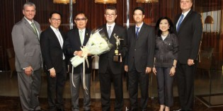Centara's CEO won Asia's most Influential people in Travel Business award