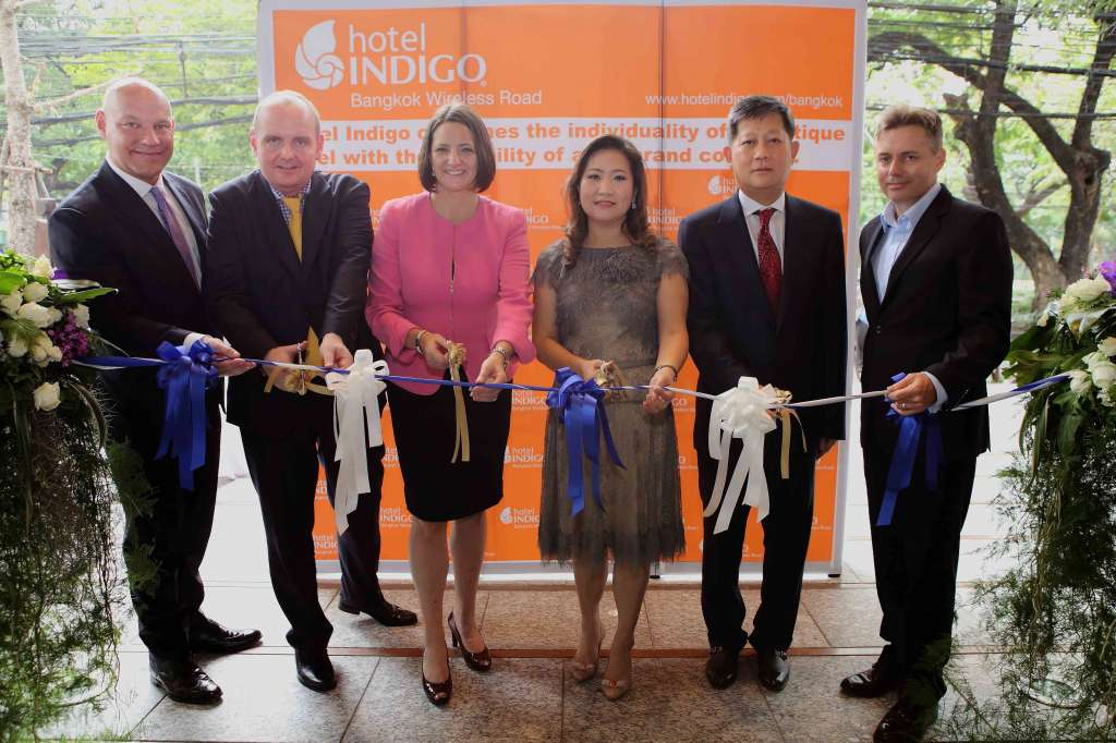 Hotel Indigo Bangkok Wireless Road opens its doors to