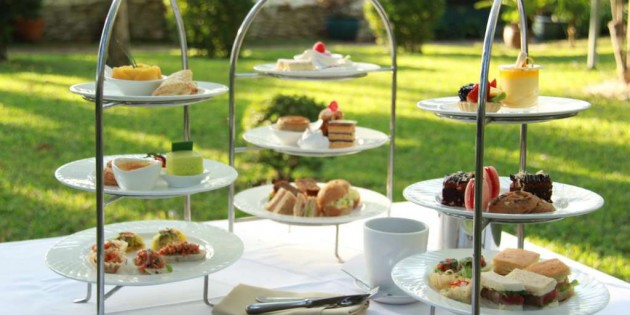 Weekend Afternoon Tea at Royal Orchid Sheraton Hotel & Towers