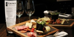Tapas Lover at Wine Pub – Pullman angkok King Power