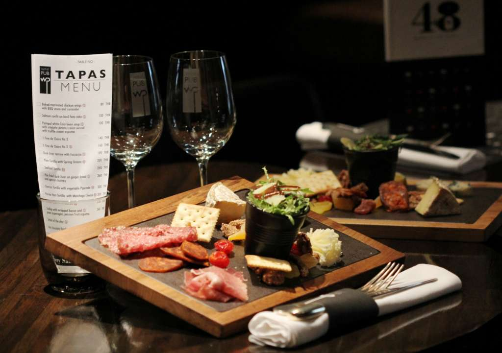 Tapas-at-Wine-Pub