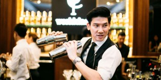 Mixologist Night with Ronnaporn by Ketel One & Dilmah at Diplomat Bar