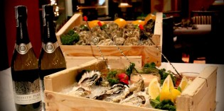 Trader Vic's presents the perfect marriage of Oysters & Sparkling in June
