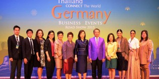 Thailand CONNECT the World: Germany Business Events Road Show 2015