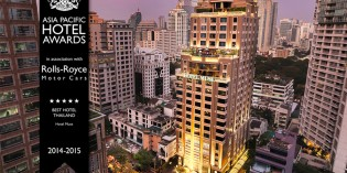 Hotel Muse Bangkok Wins Prestigious International Hotel Award 2014-2015