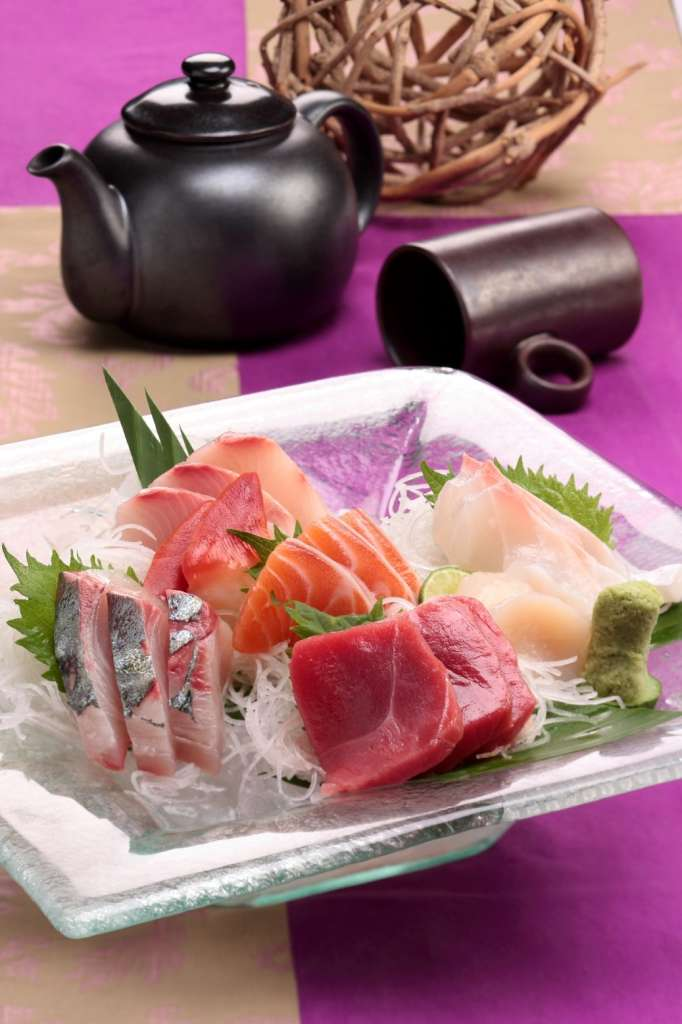 Sashimi-of-Konnichiwa-Brunch
