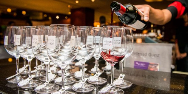 Say Wine and Say Cheese! at the Royal Orchid Sheraton Hotwl & Towers