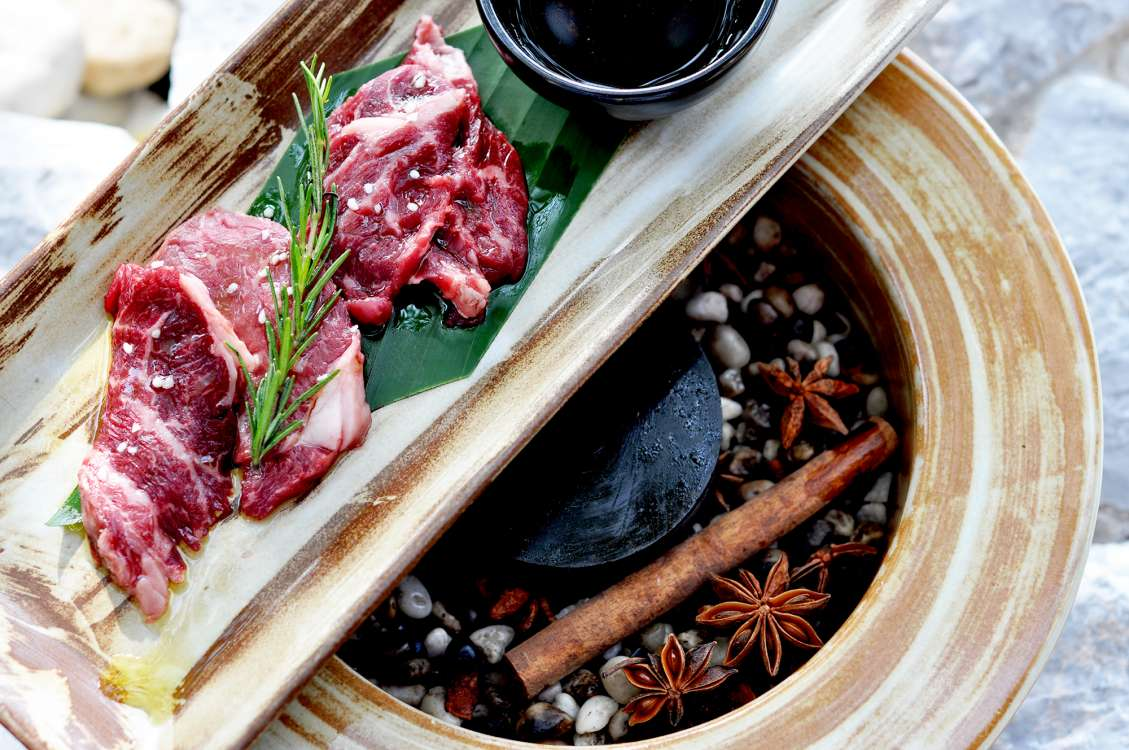 3 - A World of Wagyu at Infiniti Restaurant