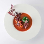 <b>A CULINARY SUPERSTAR COMES TO INTERCONTINENTAL BAN...</b>