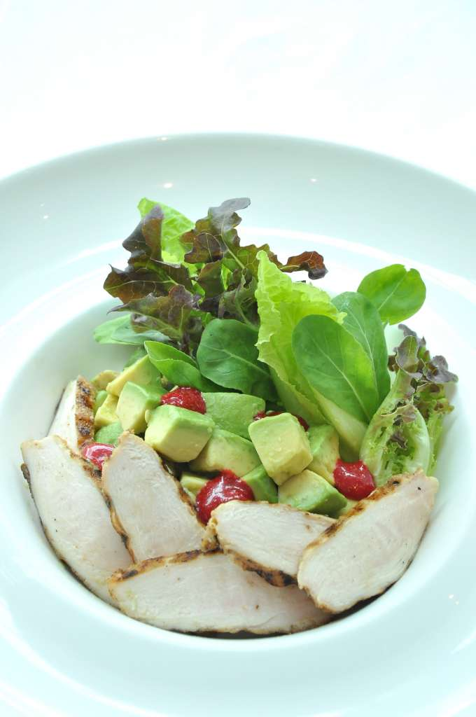 Chicken-Avocado-Salad