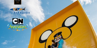 Hotel Baraquda Pattaya and Cartoon Network Amazone Launch Special Package