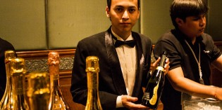 Italian Wine Sommelier Competition and Grand Wine Tasting 2015