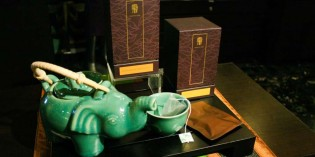 Banyan Tree Gallery Launches New Range of Fruit-flavoured Oolong Tea to Celebrate Mid-autumn Festival