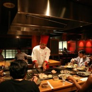 <b>Benihana - the world famous Japanese Teppanyaki St...</b>