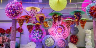 Mythical Thailand and Beyond' The 29th Annual International Flower Show at Swissotel Park Nai Lert Bangkok