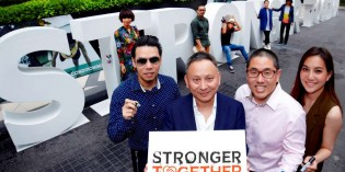 STRONGER TOGETHER with Street Arts at Ratchaprasong