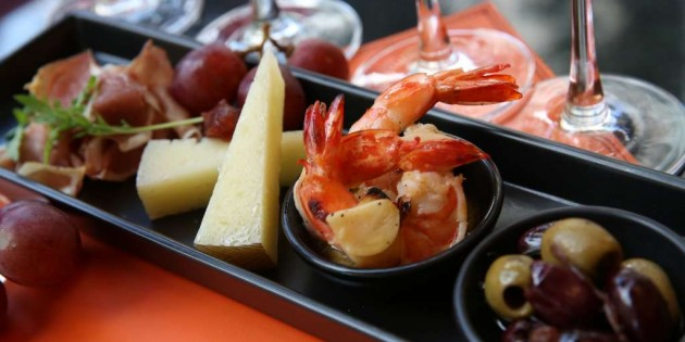 Savor Unlimited Tapas & Wine Promotion at Bistro M