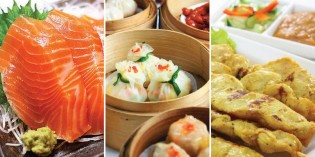 Delve into the Oriental Buffet Dinner at Grand Mercure Phuket Patong