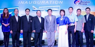 Bangkok Airways Launches New Direct Route Between Phuket and Hat Yai