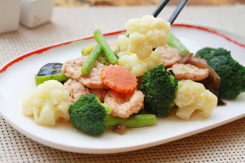 Stir-fried-mixed-vegetable