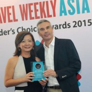 <b>Outrigger Wins Service Excellence Award</b>