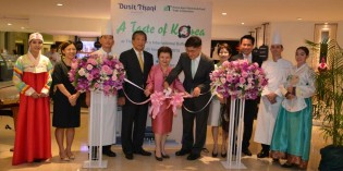 A Taste of Korea at the Dusit Thani Bangkok