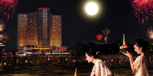 Celebrate Loy Krathong Festival in Lanna Theme at the Royal Orchid Sheraton Hotel & Towers