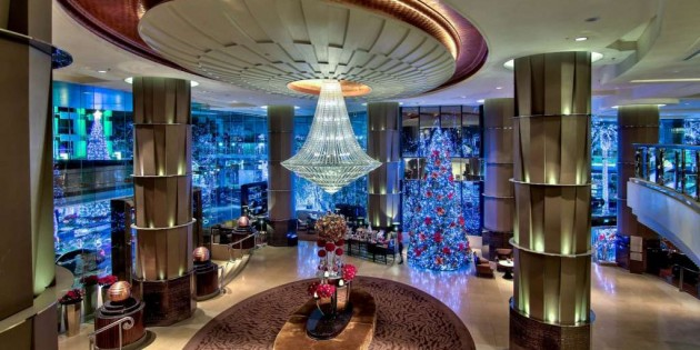 NEW YEAR COUNTDOWN CELEBRATIONS AT THE CITY'S MOST STYLISH VENUES