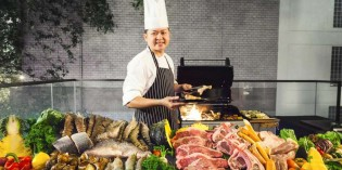 Hot Off the Sizzling Grill – An Extensive BBQ Feast at Hotel Indigo Bangkok Wireless Road