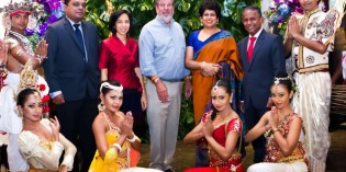The Opening of Sri Lankan Food Festival at Anantara Siam Bangkok Hotel